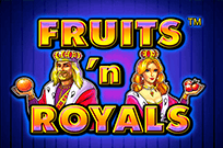 Fruits and Royals слот 777