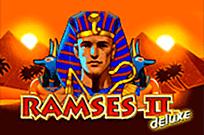 Ramses II Deluxe слот на рубли