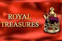 Royal Treasures игровые автоматы бесплатно