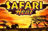 Safari Heat слот без регистрации