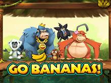 Играть в Вперед Бананы! на деньги в казино