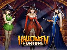 Удача На Хэллоуин в онлайн казино