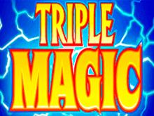 Тройная Магия онлайн в казино