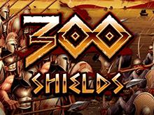 Серьезные шансы на удачу на игровом слоте 300 Shields