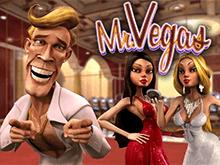 Аппарат Мистер Вегас в казино на реальные деньги