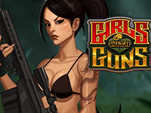 онлайн автомат Girls With Guns - Jungle Heat