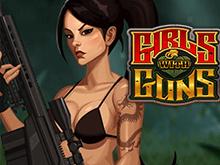 онлайн автомат Girls With Guns - Jungle Heat