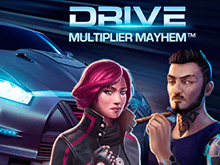Drive: Multiplier Mayhem — азартная игра онлайн