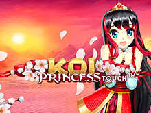 Играйте онлайн в Koi Princess и сорвите джекпот